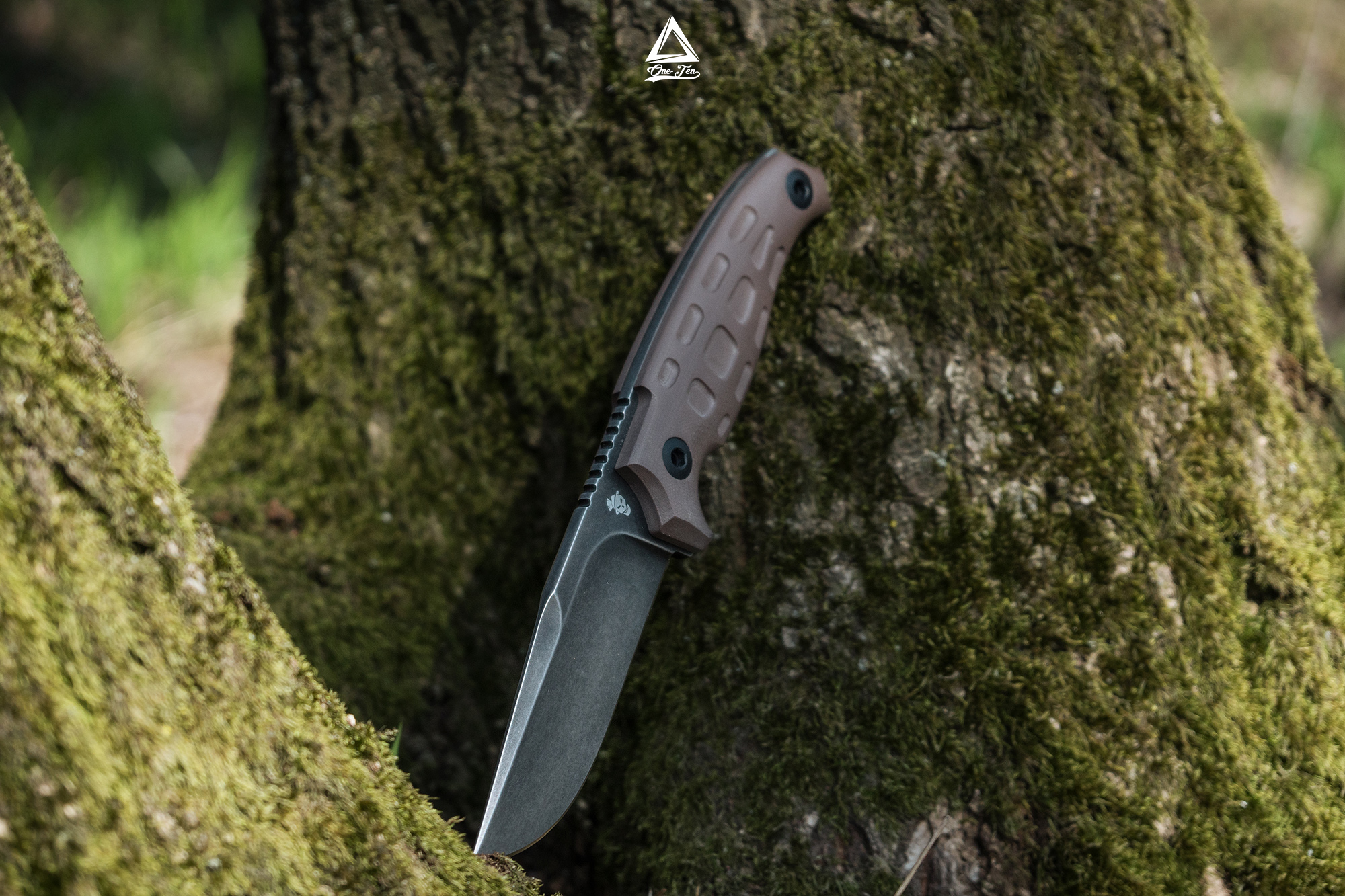 Jager Sepp im Wald