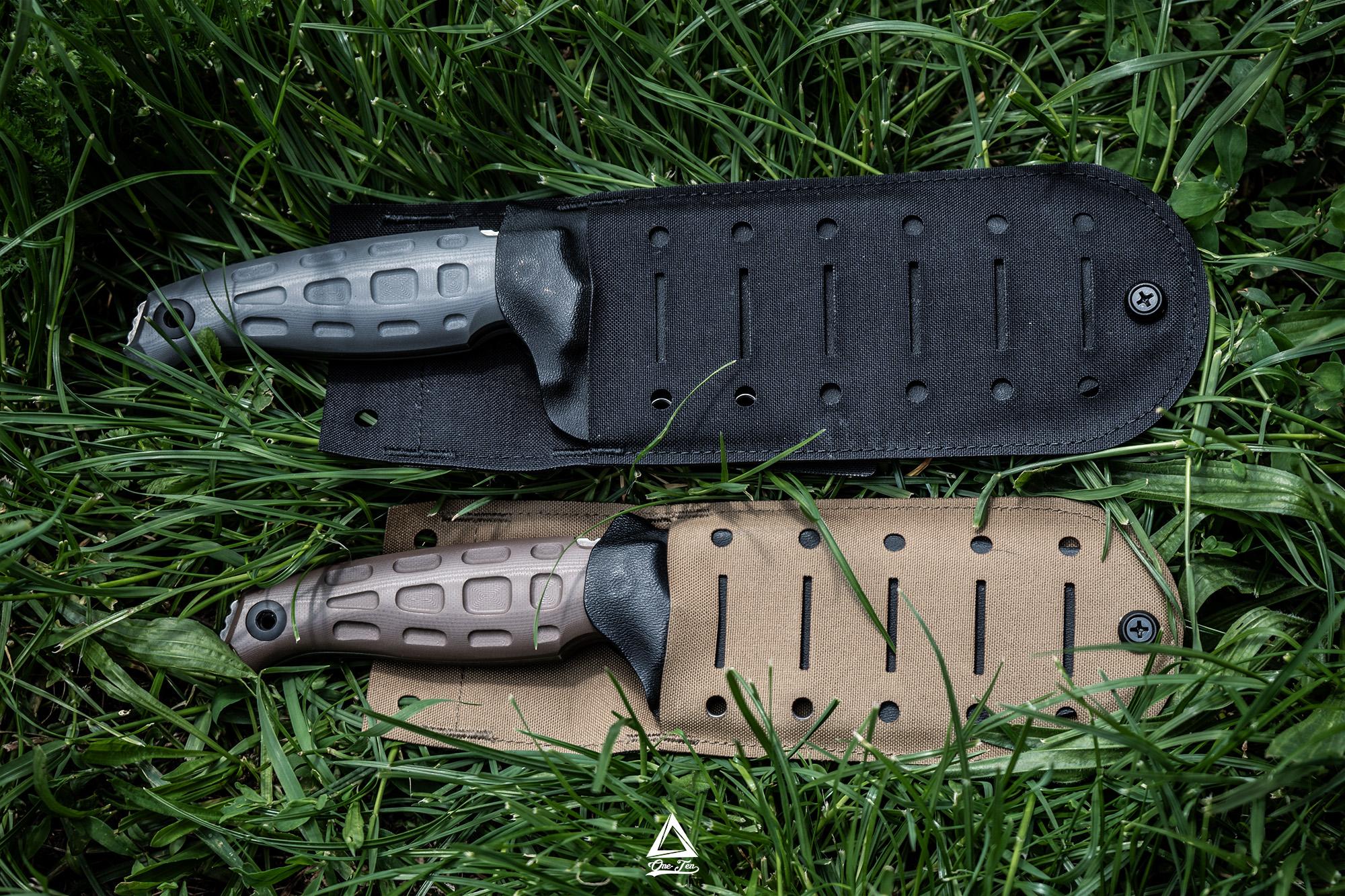 AO Blade Serie in Scheide