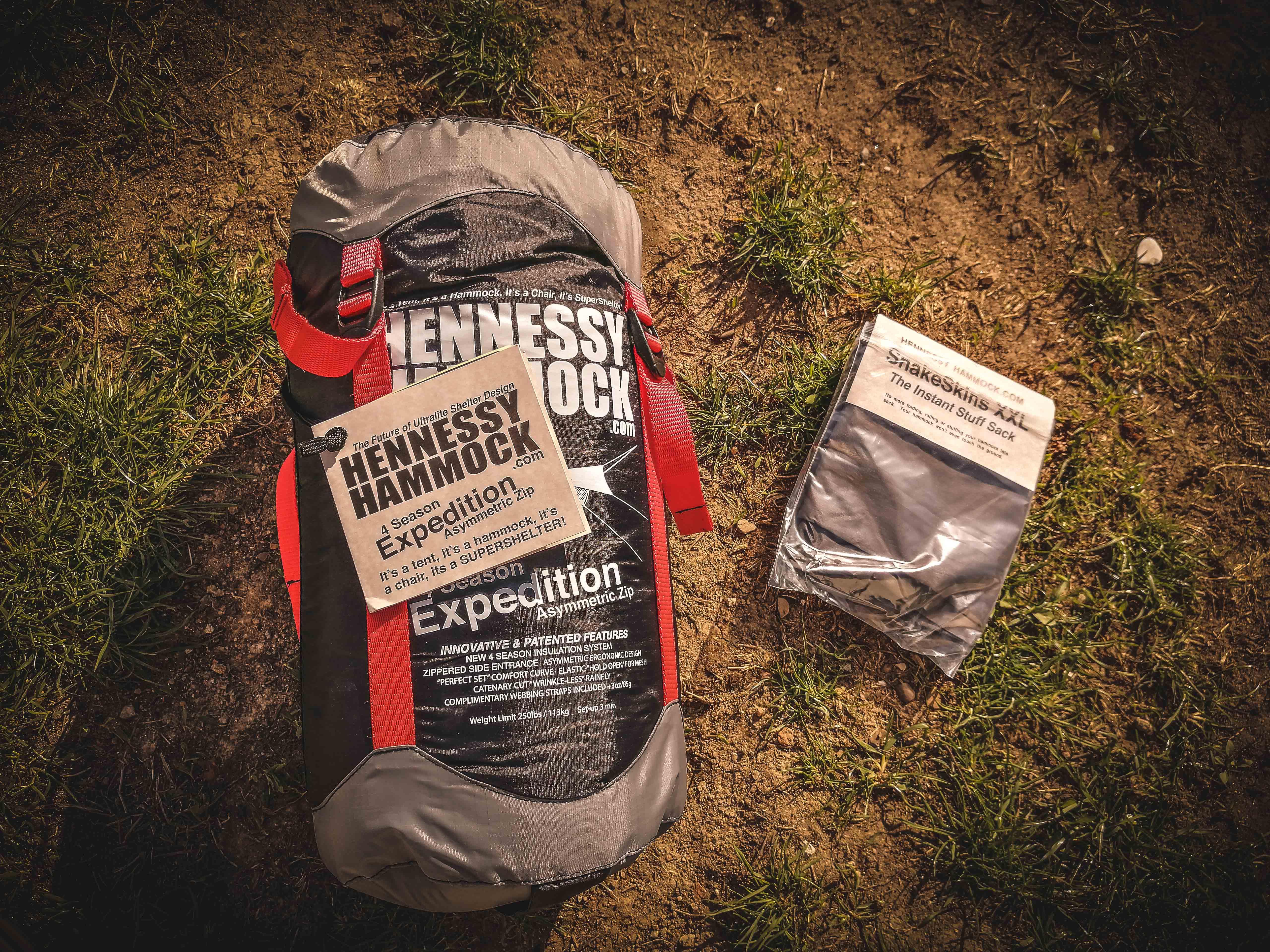 Hennessy Hammock 4 Season Expedition