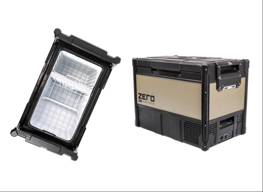 ARB - Kühlbox Innen und Außenansicht