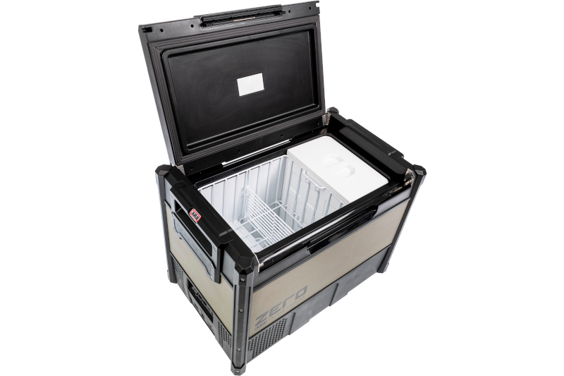 ARB - Kühlbox im offenen Zustand