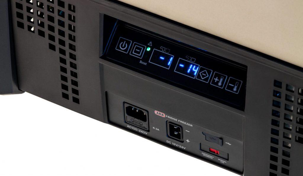 ARB - Bedienelement der Kühlbox