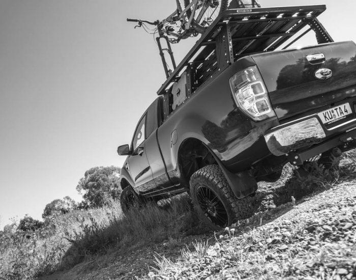 Muli Rack auf Ford Ranger